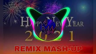 2021 END YEAR OF MASHUP DJ YASH X DJ RAAG REMIX | NEW YEAR MASHUP | NEW YEAR DJ SONG