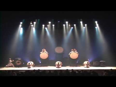 ★ Maidaiko ASKA GUMI - [Show Of The Japanese Drummers]