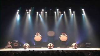 ★ Maidaiko ASKA GUMI - [Show of the Japanese drummers]