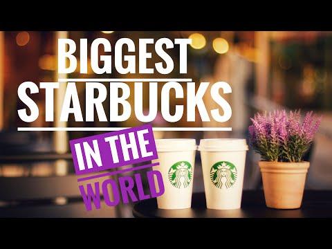 STARBUCKS RESERVE ROASTERY Shanghai   The World's Biggest Starbucks   Biggest Starbucks Tour