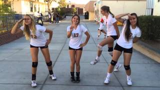 2014 NIKE Volleyball TOC - Vintage High School Varsity Volleyball Napa, CA