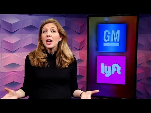 GM, Lyft will let you test self-driving taxis soon (CNET Update)