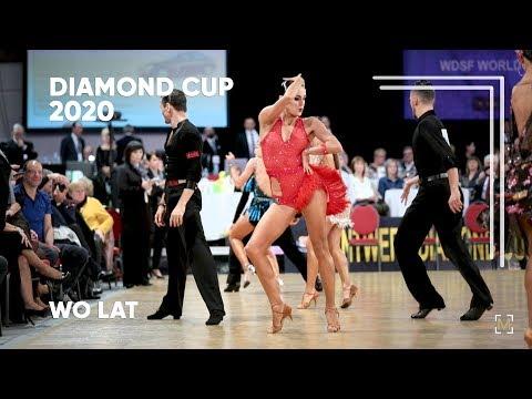 Timur Yusupov - Valeria Remina, RUS | 2020 Diamond Cup |  WDSF WO LAT - R2 J