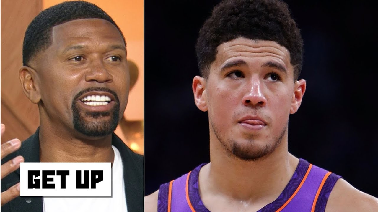 Jalen Rose sides with Devin Booker on double teaming in pickup games | Get Up