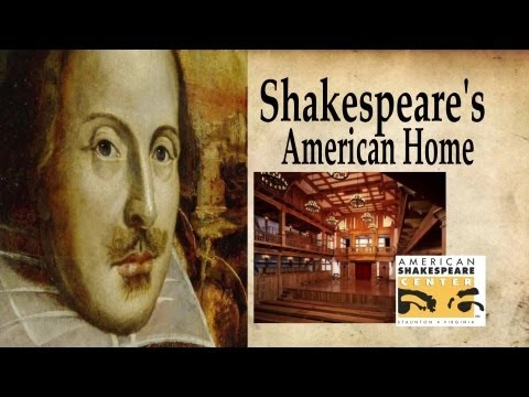 Shakespeare's American Home