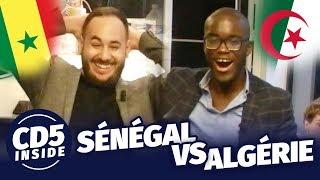 SÉNÉGAL VS ALGÉRIE - FINALE CAN 2019 - CD5 INSIDE
