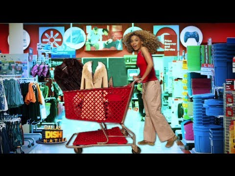 Beyonce Shops at Target! Mp3