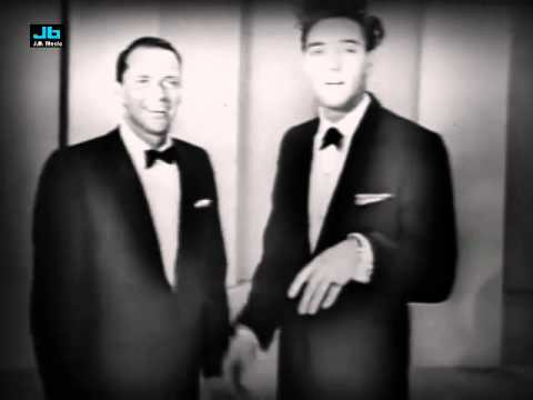 Elvis Presley and Frank Sinatra - Love Me Tender and Witchcraft
