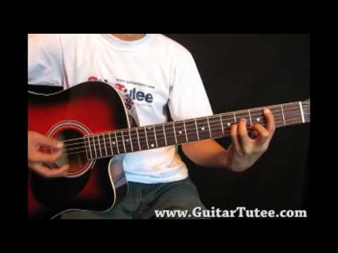 Dido - Here With Me, by www.GuitarTutee.com
