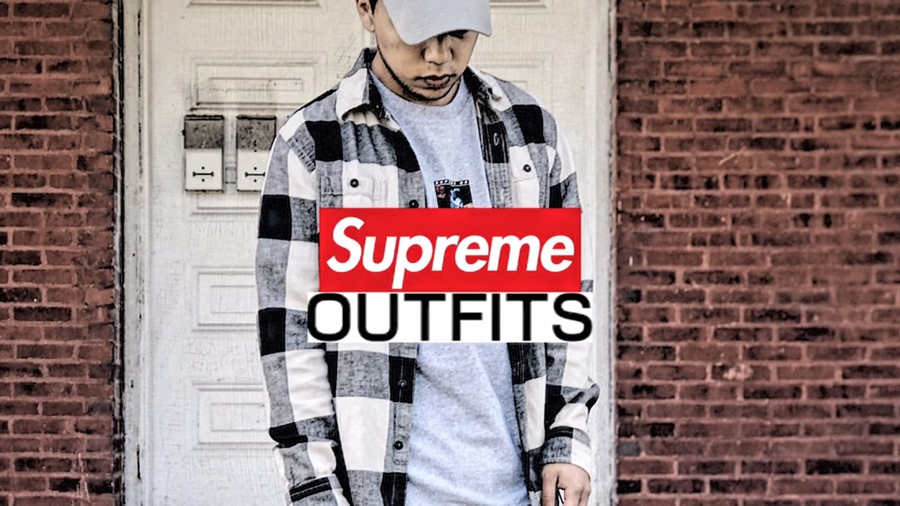 3889f743a CAN YOU WEAR SUPREME WITHOUT LOOKING LIKE A HYPEBEAST?! | SUPREME OUTFIT  IDEAS