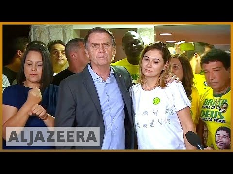 🇧🇷Many uneasy about economy as Brazil elects Bolsonaro l Al
