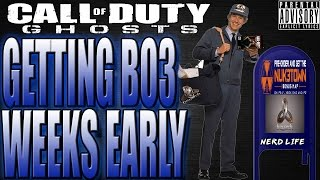 Getting Call of Duty Black ops 3 Early is it really worth? CoD Ghost (Multiplayer Gameplay)