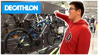 bisiklet bakyoruz btwin bisikletleri decathlona gittik vlog