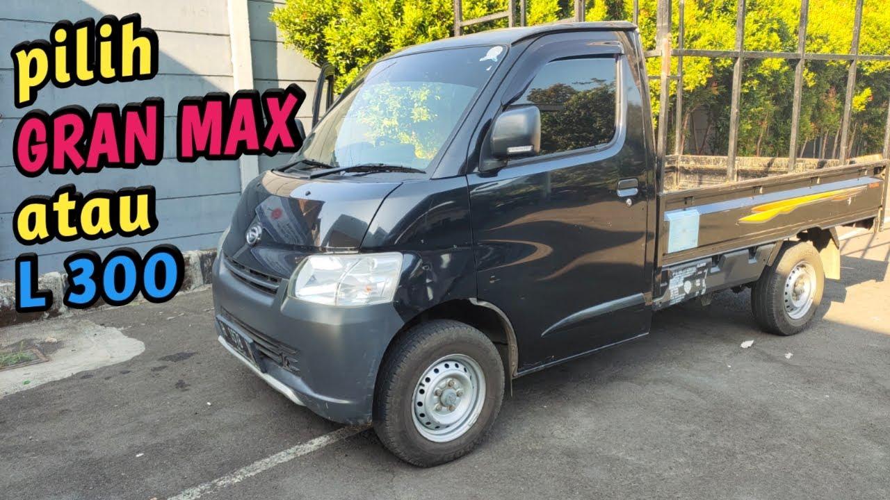 Mending L300 atau GRANMAX ??? / Review Granmax jika dibandingkan L300