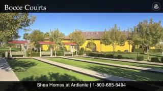 Shea Homes at Ardiente: 55+ Retirement Community in North Las Vegas