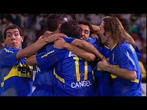10 Years Ago: Once Caldas 1-1 Boca Juniors - Copa Libertadores 2004 - Final (2nd Leg)