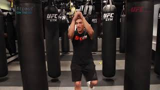 Fitpass on the Go! Muay Thai Routine by UFC Gym Mexico