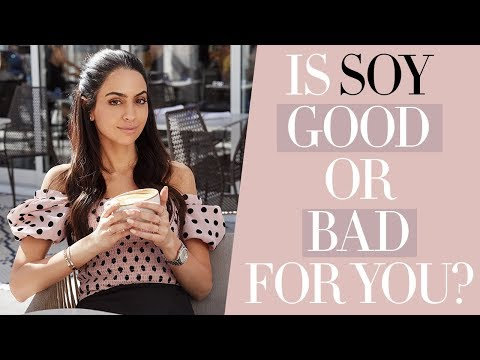 Soy Is Soy Milk Bad For You | Dr Mona Vand