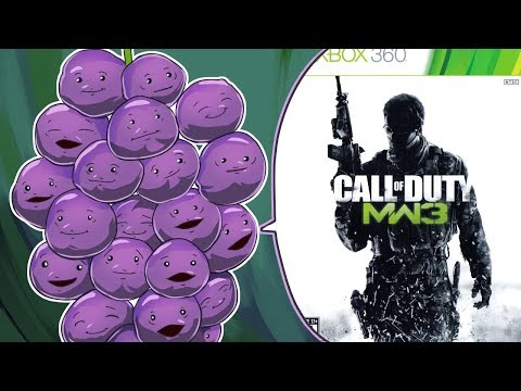 Do you remember Modern Warfare 3?