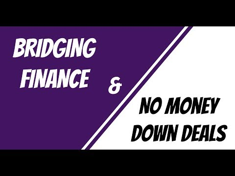 How I buy houses with NO MONEY LEFT IN with Bridging Finance