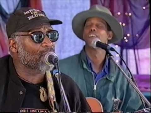 Taj Mahal & Eric Bibb Diving Duck Blues