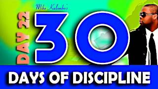 30 Days of Discipline - Day 22 Came from the Bottom @mikekalombo thumbnail