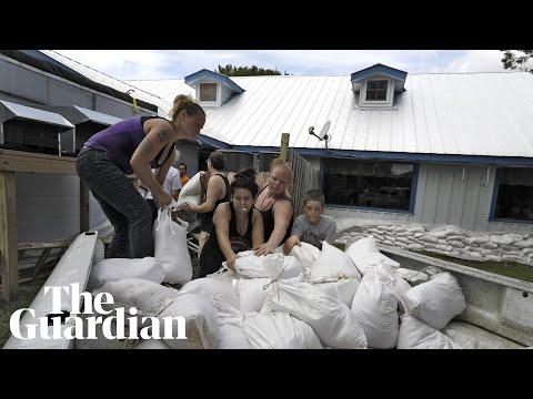 'A monstrous storm': Hurricane Michael nears Florida