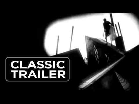 Trailer do filme O Gabinete do Dr. Caligari