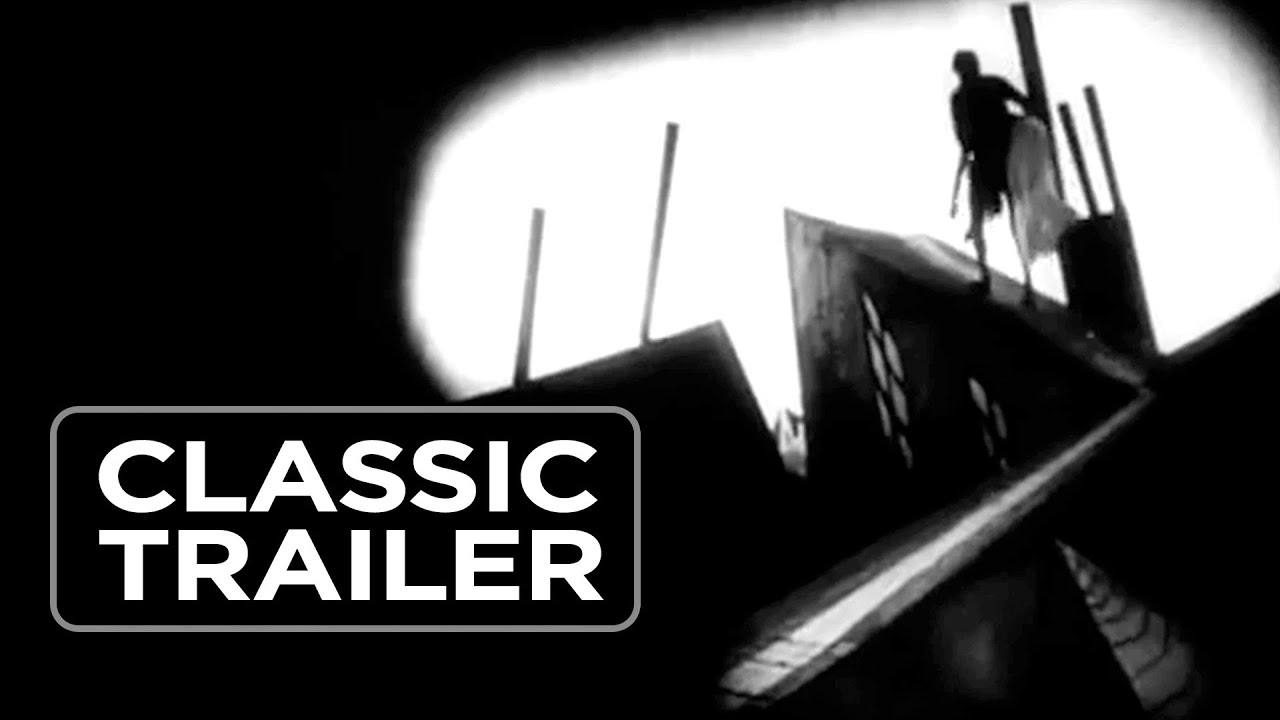 The Cabinet Of Dr. Caligari (1920) Official Trailer #1 - German ...