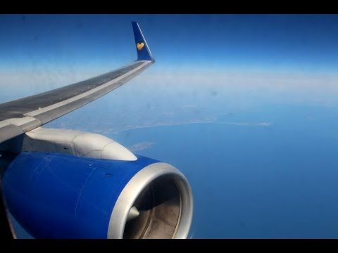 Thomas Cook Boeing 757-300 | Gatwick to Fuerteventura, takeoff and landing TCX1014 Great RB211 sound