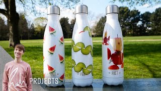 Pret x Chilly's Reusable Bottle | Rich Projects