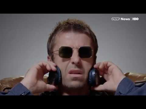 Liam Gallagher Reviews New Music On Vice