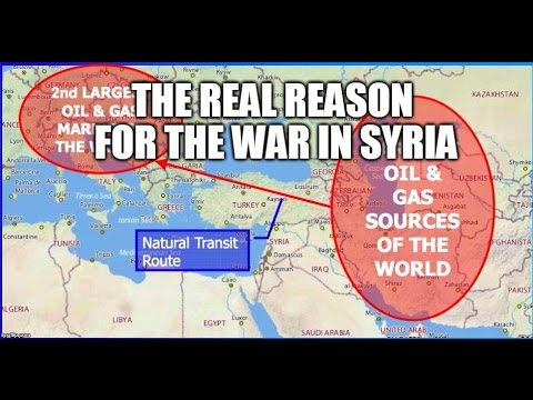 ONE MINUTE That Shows The REAL Reason For War In Syria!