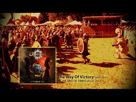 DARKFALL -  The Way of Victory (official lyricvideo)