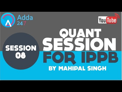 QUANT QUESTIONS FOR IPPB DIGITAL SUM & VEDIC MATHS