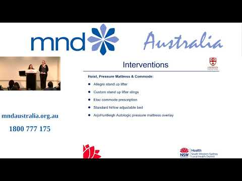 9th National MND Conference 2018 - Friday 31st August, Adelaide: Last Session