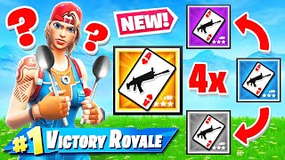 SPOONS Card Game *NEW* Game Mode in Fortnite Battle Royale thumbnail