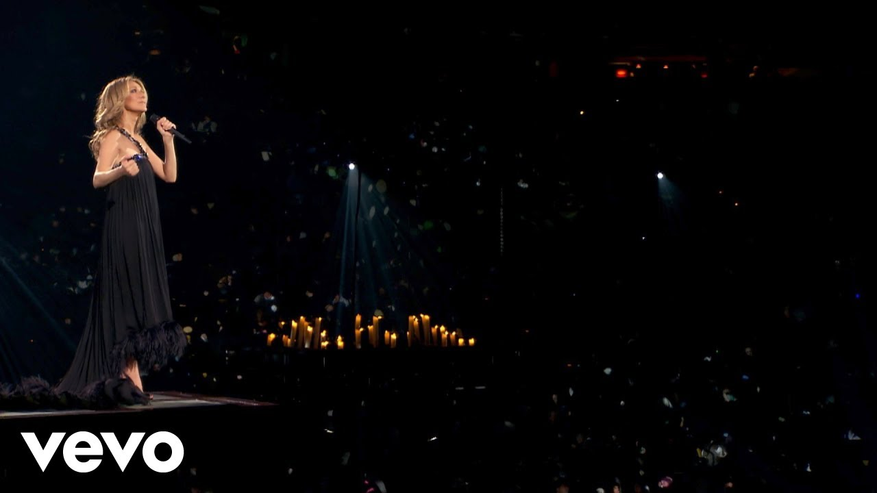 Céline Dion - My Heart Will Go On (Taking Chances World Tour: The Concert)