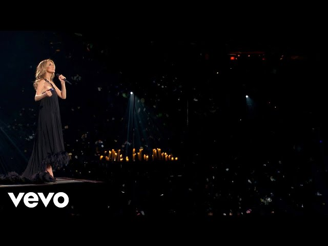 Céline Dion - My Heart Will Go On (Live in Boston, 2008)