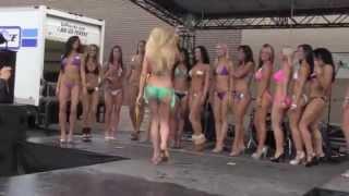 Booty Shaking Contest and Bikini Contest