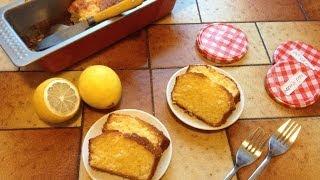Recipe: Lemon Loaf Cake