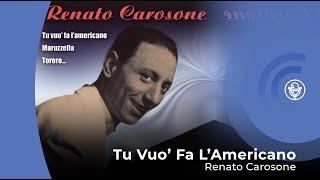 Renato Carosone - Tu Vuo' Fa' Ll'americano (con letra - lyrics video)