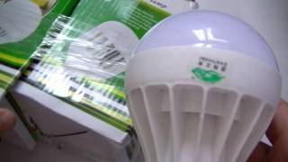 Zweihnder E27 15W LED Light Bulb Lamp from Everbuying.net