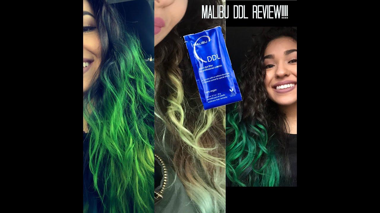 Malibu Hair Color Remover | malibu color corrector dark ...