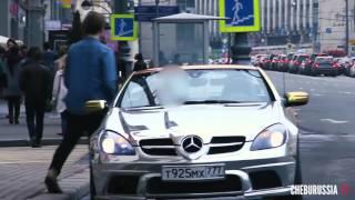 Mercedes против Женской Дружбы
