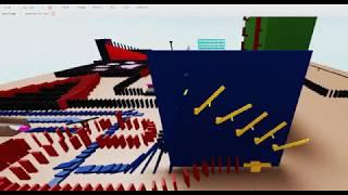 Roblox Studio - Domino Run #1
