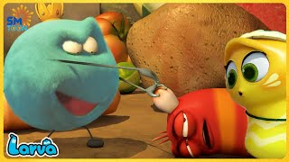 Larva Hip Hop ( Season 1 ) Larva Cartoons - Comics 🍟 Comedy Movies 2020🥟 New Animation Movies 2020