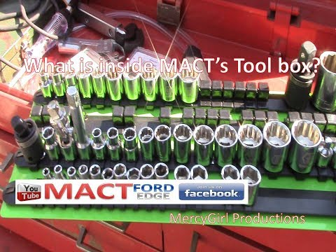 What is in MACTs Tool box