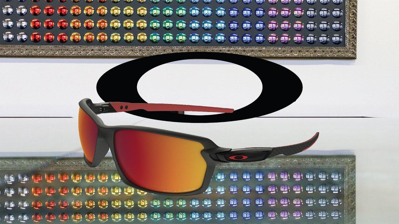 Oakley Carbon Shift Sunglasses Review | SportRx - YouTube