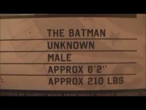 EP: 1 batman arkham origins diorama